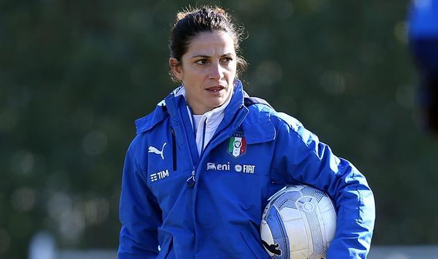 Женщина возглавит сборную впервый раз вистории Италии