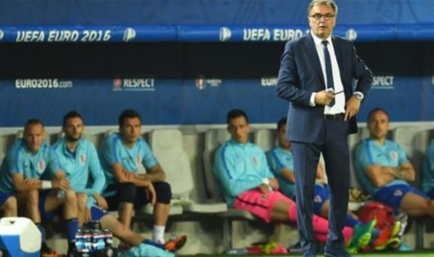 Хорватия объявила состав на матч с Украиной