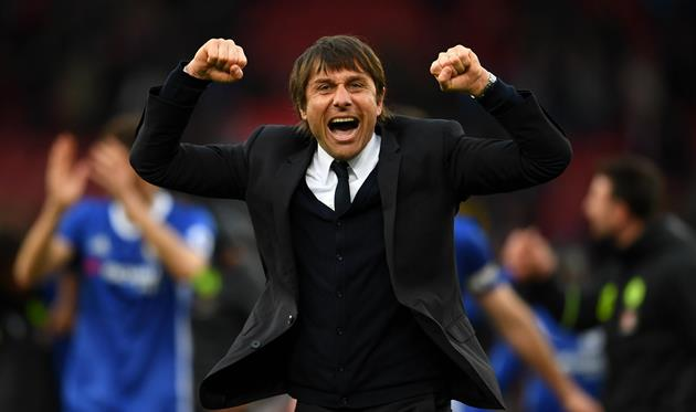 Конте ведет Челси к победе в АПЛ, Getty Images