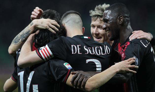 Милан обыграл Дженоа