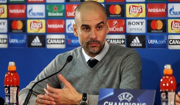 Гвардиола: Я никогда не обещал титулов Манчестер Сити