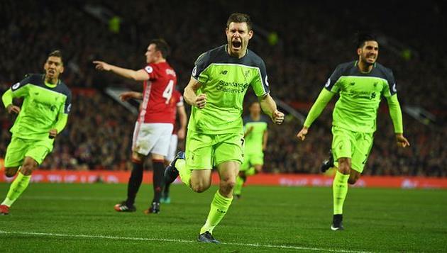 «Манчестер Сити» сыграл вничью с«Ливерпулем»