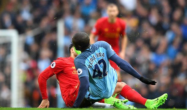 «Манчестер Сити»— «Ливерпуль»: Онлайн-трансляция матча чемпионата Британии