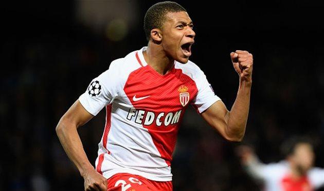 «МЮ» предложил «Монако» за18-летнего игрока 110 млн. евро