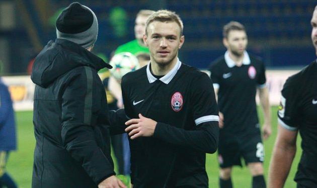 Дмитрий Гречишкин, football.ua