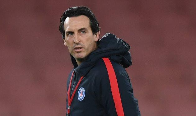 Рома рассматривает Эмери на пост главного тренера