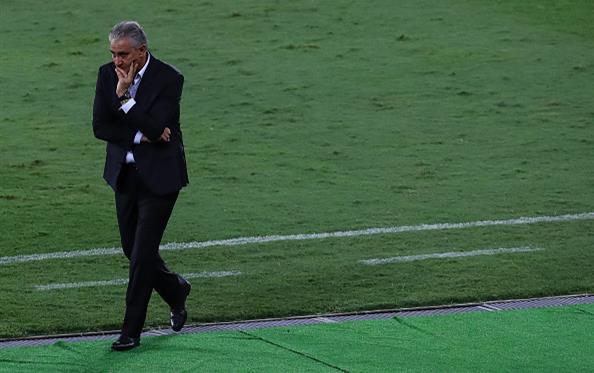 Бразилия пропустила первой, однако потом четырежды огорчила Уругвай