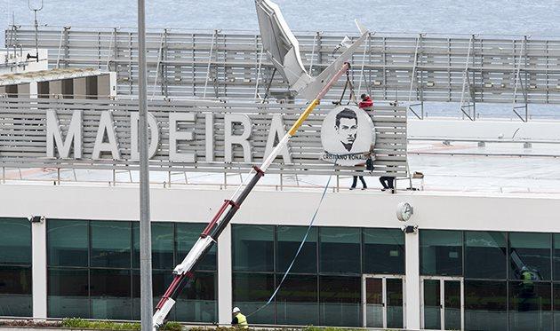Церемония переименования аэропорта Мадейры вчесть Криштиану Роналду пройдет 29марта