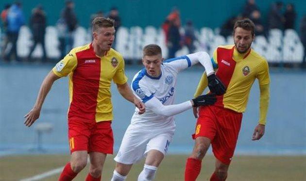 «Днепр» обыграл «Звезду» впервом матче 2-го этапа чемпионата государства Украины