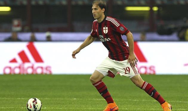 Капитан «Милана» забил всвои ворота