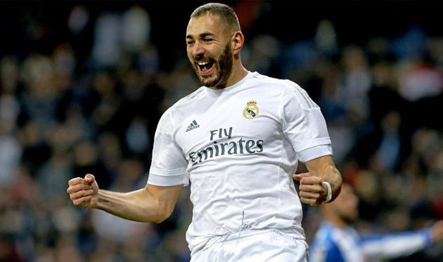 «Реал» стал первой испанской командой, забившей впятидесятом матче подряд