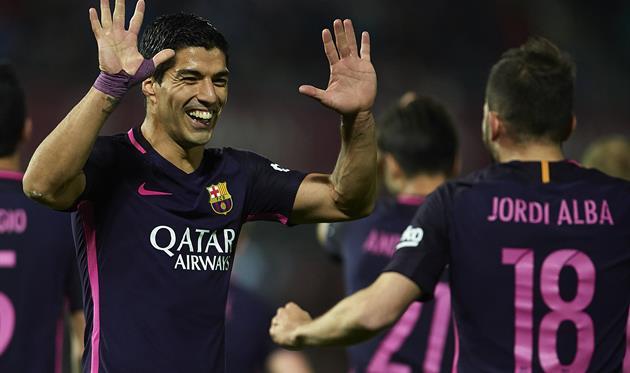 Барселона разобралась с Гранадой