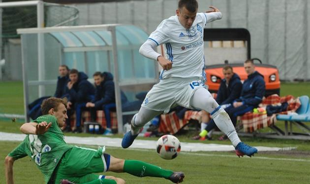 Чемпионат U-19. Динамо - Карпаты