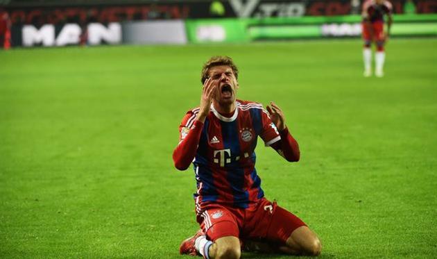 Томас Мюллер может пропустить матч против «Хоффенхайма»