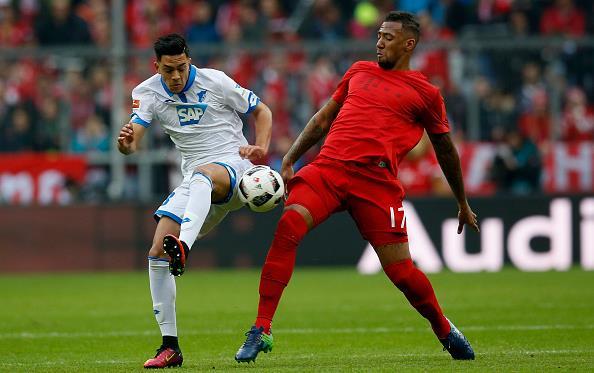 «Бавария» потерпела 2-ое поражение всезоне Бундеслиги