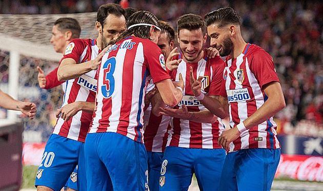 Атлетико Мадрид, Getty Images