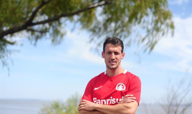 Данило Силва — игрок Интернасьонала