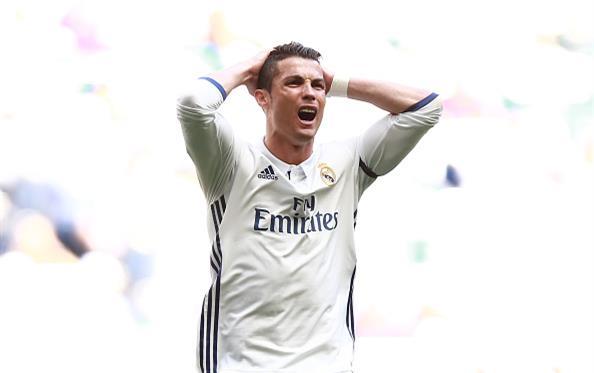 Роналду может покинуть «Реал» вслучае прихода вклуб Азара иГризмана