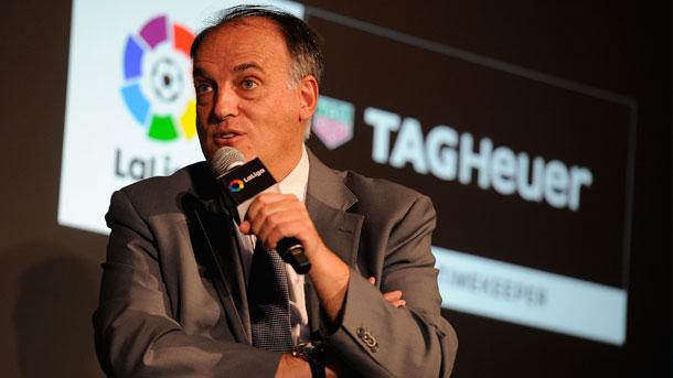 Руководитель испанской лиги сказал, как поднять чемпионат Украинского государства навысокий уровень