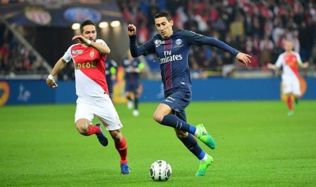 ПСЖ и Монако сразятся в полуфинале