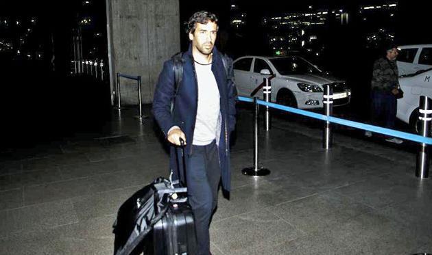 Рауль прилетел вМадрид, чтобы подписать договор с«Реалом»