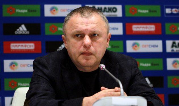 Суркис: Динамо небудет передавать свои права вединый пул