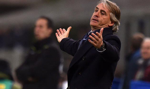 Роберто Манчини, - Getty Images