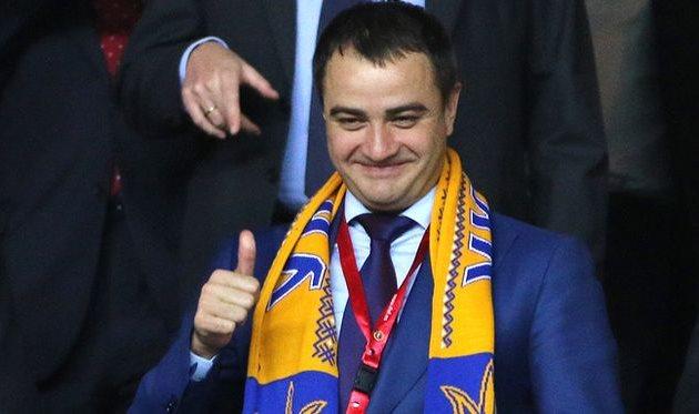 Стало известно, когда состоятся перевыборы президента Федерации футбола Украины