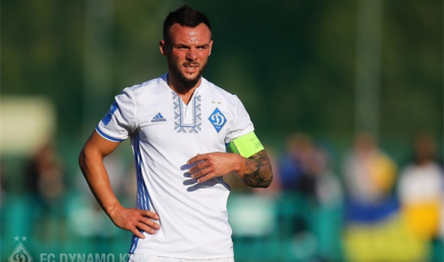 «Галатасарай» следит зазащитником «Динамо» Морозюком