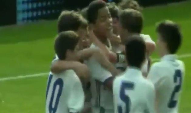 Элиас Зидан принес победу над Барселоной