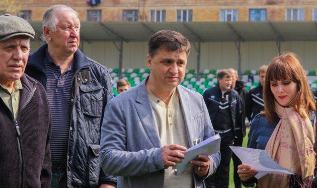 Президент Полтавы прокомментировал решение ФФУ, ФК Полтава