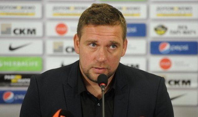 Бабич доволен результатом и игрой, football.ua