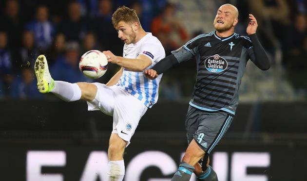 Сельта вышла в полуфинал Лиги Европы