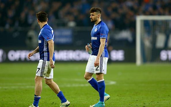 Вылет Шальке оставил Германию без представителей в еврокубках, Getty Images