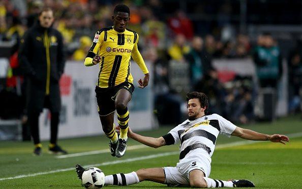 Дортмунд - фаворит матча с Гладбахом, Getty Images