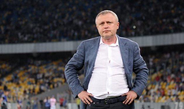 Суркис признал, что Динамо слабее Шахтера