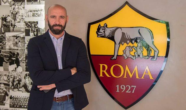 Мончи назначен спортивным директором «Ромы»