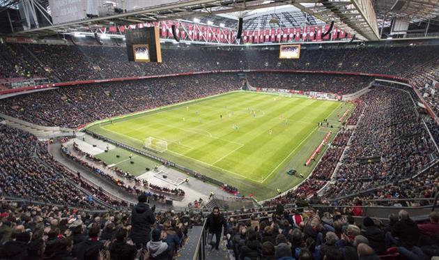 Стадион Аякса получит имя знаменитого Йохана Кройфа