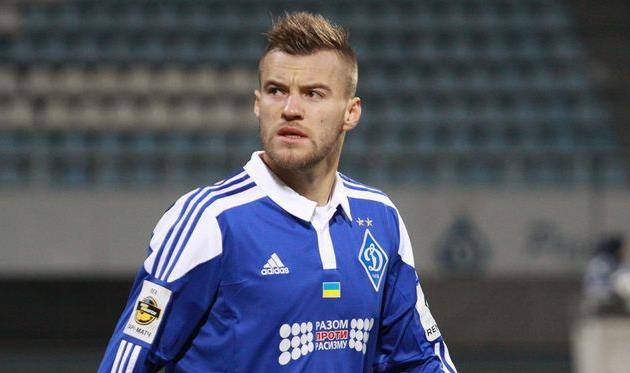 Динамо Киев разгромило Николаев