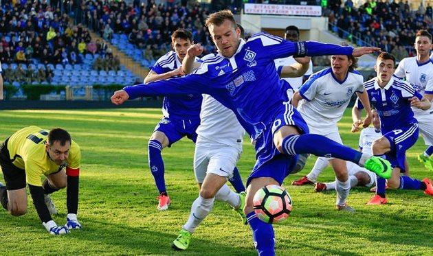 Андрей Ярмоленко, fcdynamo.kiev.ua