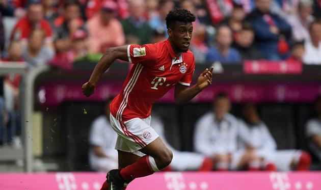 «Бавария» выкупила Кингсли Комана у«Ювентуса»