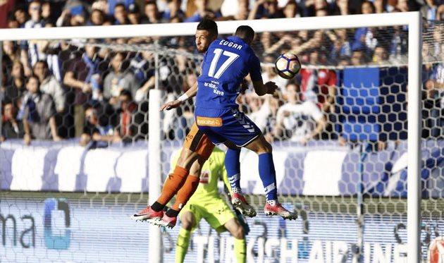 Алавес и Эйбар голов не забили
