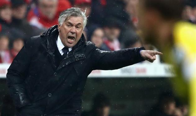 Анчелотти сохранит пост главного тренераФК «Бавария» вследующем сезоне