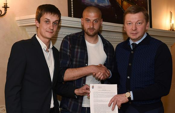 ФКШахтер продлил договор сзащитником сборной Украинского государства