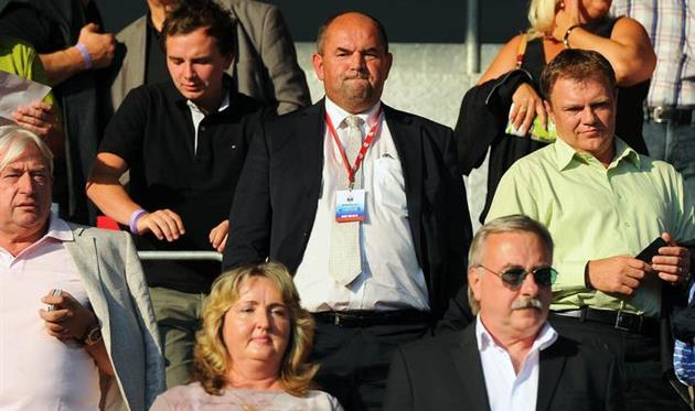 ВЧехии арестован глава футбольной ассоциации Мирослав Пелта