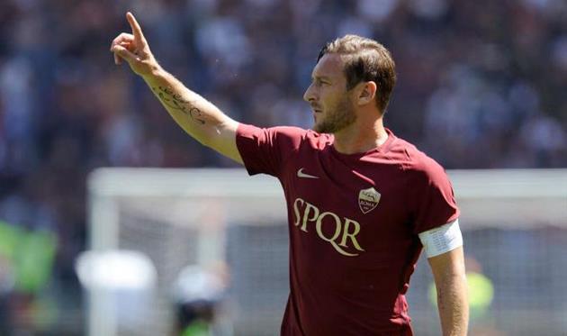 Футболист «Ромы» Тотти поокончании сезона завершит карьеру игрока
