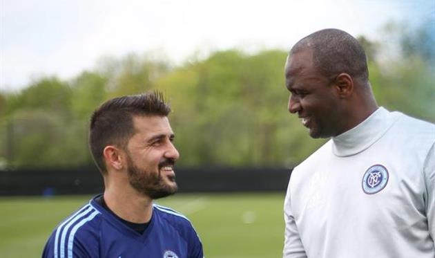 Испанский футболист Давид Вилья продлил договор с«Нью-Йорк Сити»