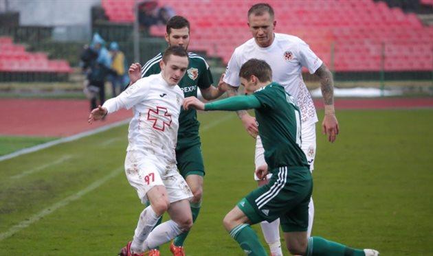 Ворскла обыграла последнюю команду лиги вчемпионате Украинского государства