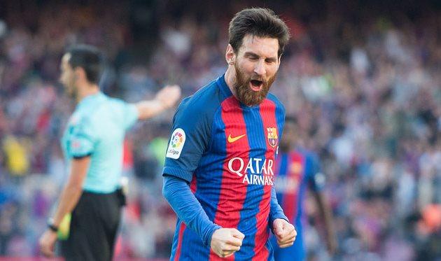 Лионель Месси забил два мяча. «Барселона» разгромила «Вильярреал»