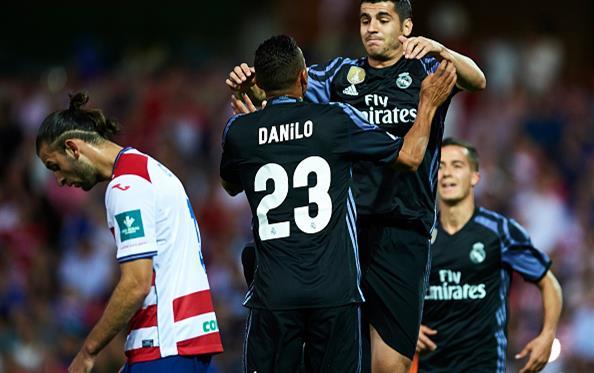 Гранада— Реал Мадрид: восколько матч, где смотреть, сопкаст